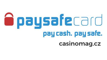 Anonymní vklady s Paysafecard do online casina