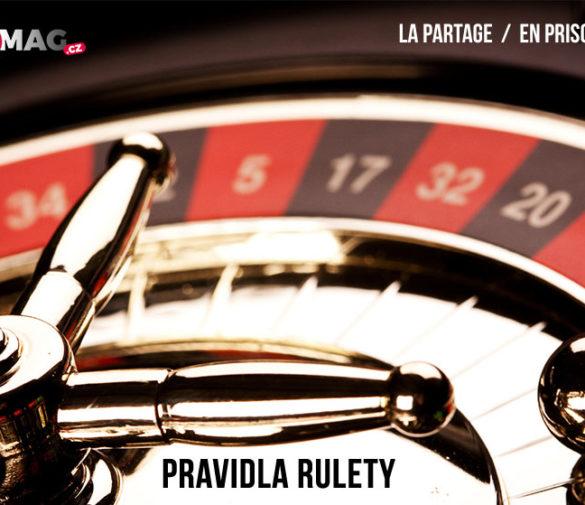 Poznej speciální pravidla online rulety a využij je ke svému prospěchu