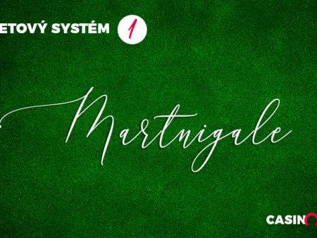 Ruletový systém Martnigale – nejstarší ruletový systém