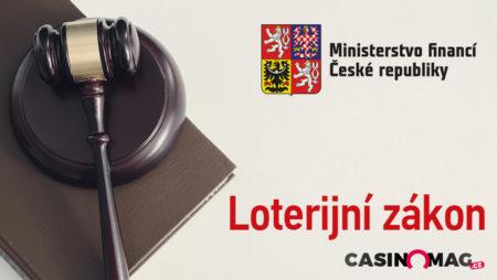 Loterijní zákon o hazardních hrách pro rok 2021